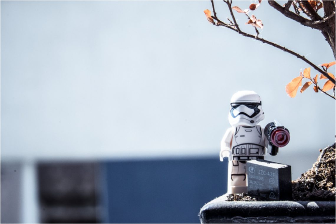 Little Stormtropper